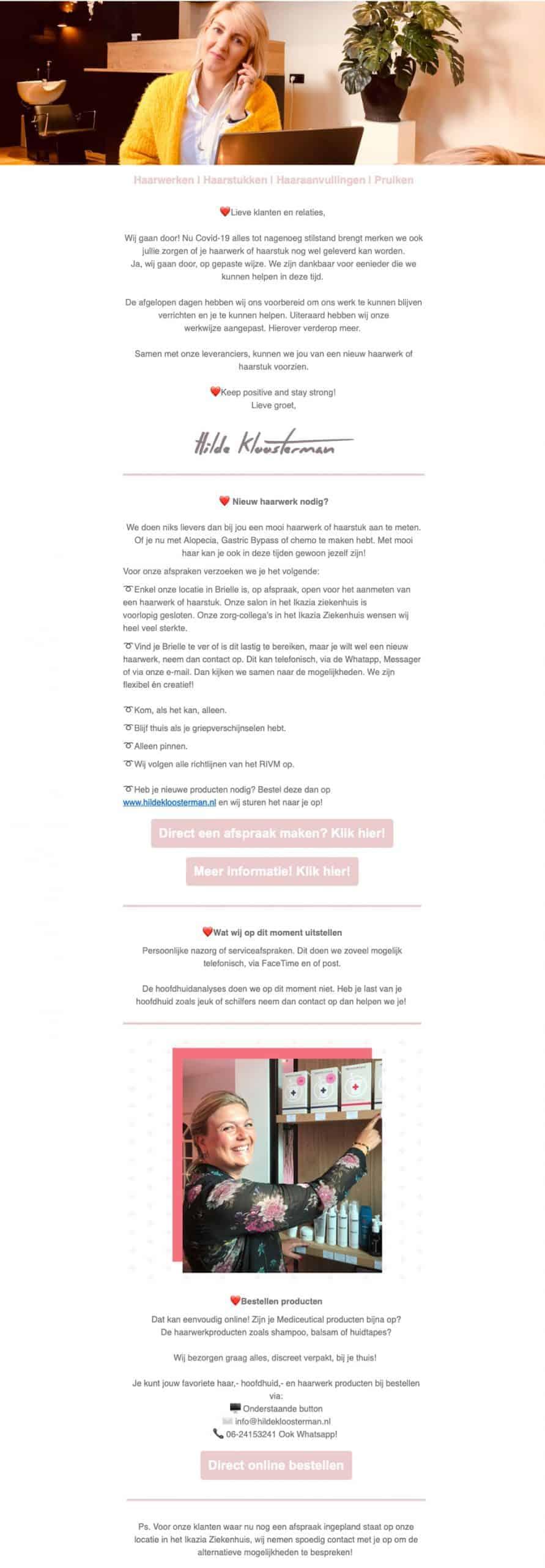 hilde-kloosterman-haarwerken-nieuwsbrief-maart-2020